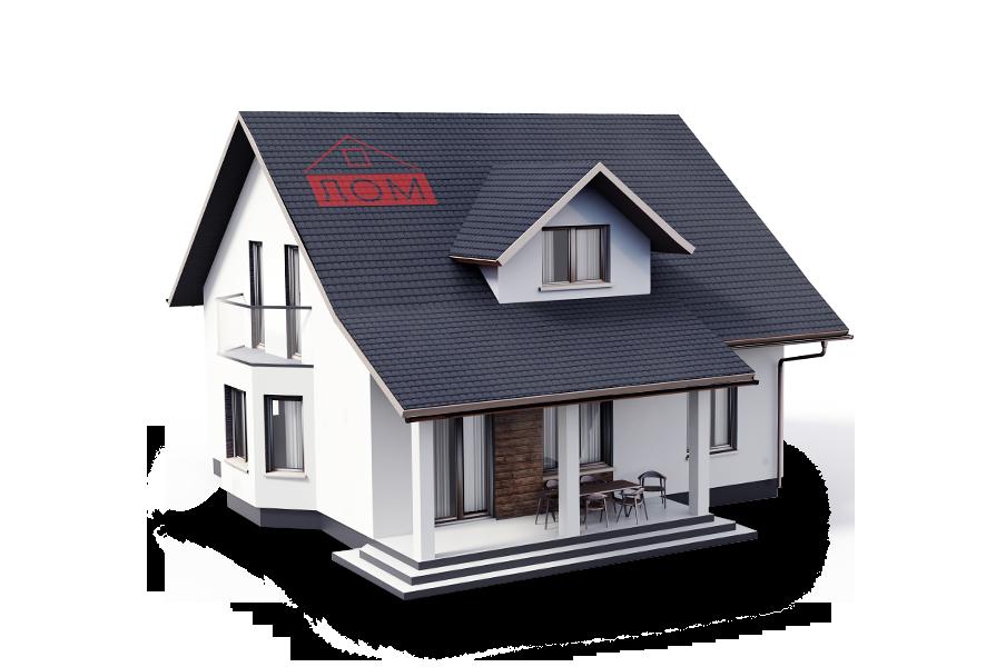 Строительство каркасных домов 6 на 6 под ключ